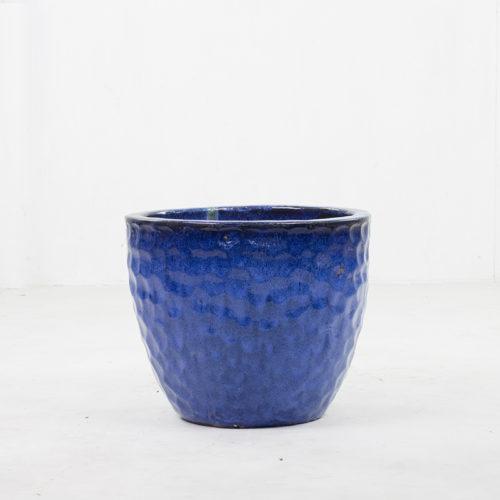 vietnamese glazed ceramic plant pots ROU007
