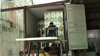 rosie-pottery-vietnam-concrete-planter-manufacturer-loading-container